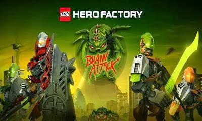 LEGO  Hero Factory v10 Para Hileli APK İndir