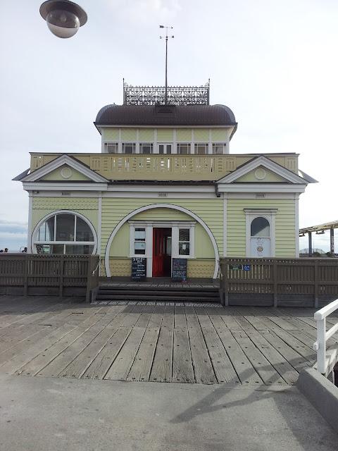 St Kilda Pier Kiosk 1