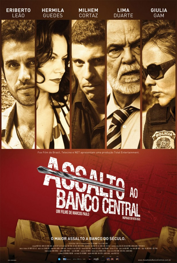 Assistir Assalto ao Banco Central - Dublado Online