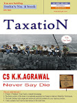 INDIA'S NO 1 BOOK OF TAXATION
