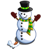 FarmVille Magic Snowman Stage 3 - FvLegends.Com