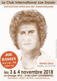 EXPOSITION CLUB JOE DASSIN
