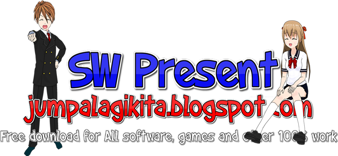 Free download for All software, games and other 100% work