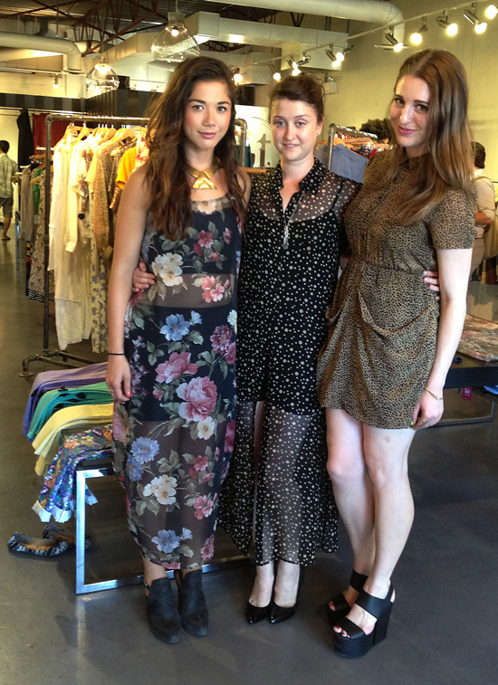 vancouver fashion blog, owners of Hey Jude vintage shop, owner of Lut Boutique, vancouver vintage scene