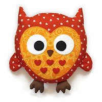 Owl Plush Animal Sewing Kit