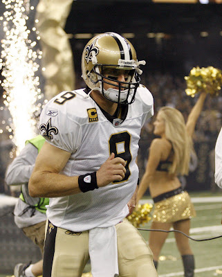 The New Orleans Saints Ran the Chicago Bears Out of the Dome