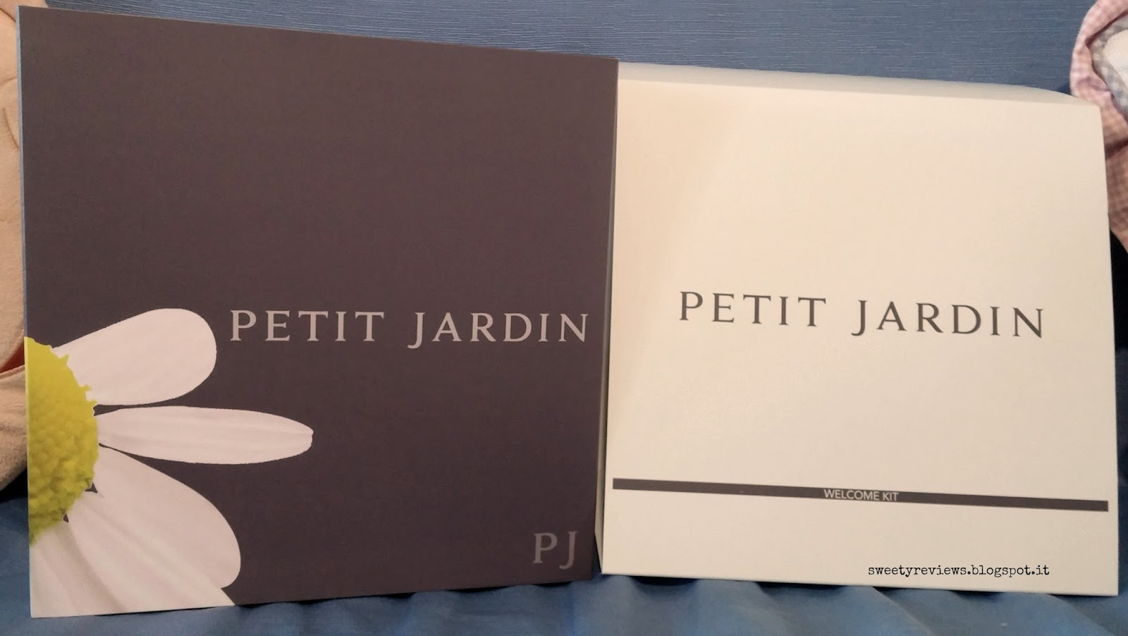 Sweety reviews preview welcome kit petit jardin taaaanti campioncini - Petit jardin cosmetic solution villeurbanne ...