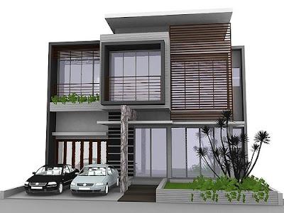 Rumah Modern Terkini