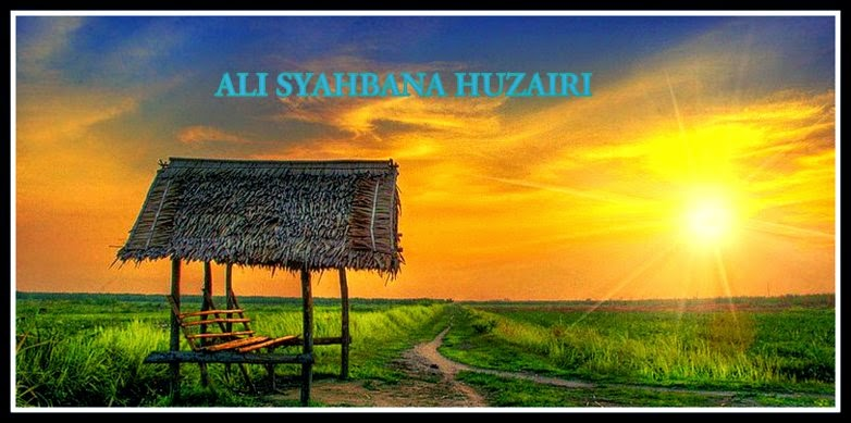 ALI SYAHBANA  .H.
