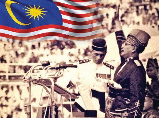 merdeka, malaysia, tunku abdul rahman, bersih, bersih 4, yiweilim, yiwei lim blogspot