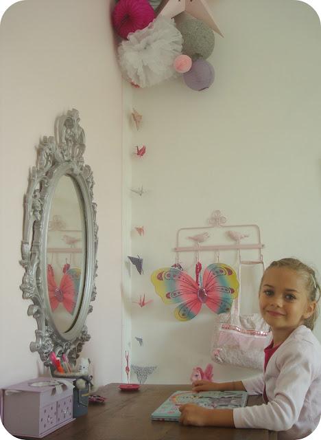 Miroir pour chambre fille for Chambre a coucher des enfants