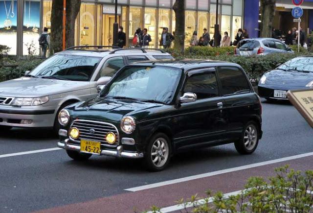 Daihatsu Mira Gino - Subcompact Culture