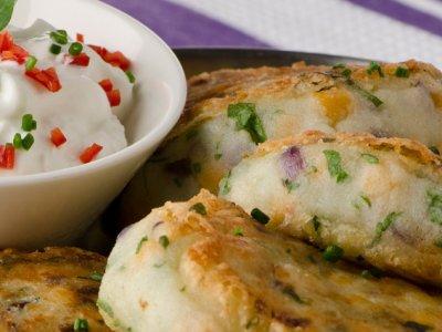 Falafel Con Yogur