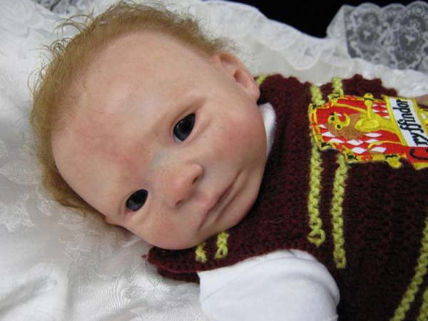 Ron+Weasley Harry Potter baby doll (11 pics)