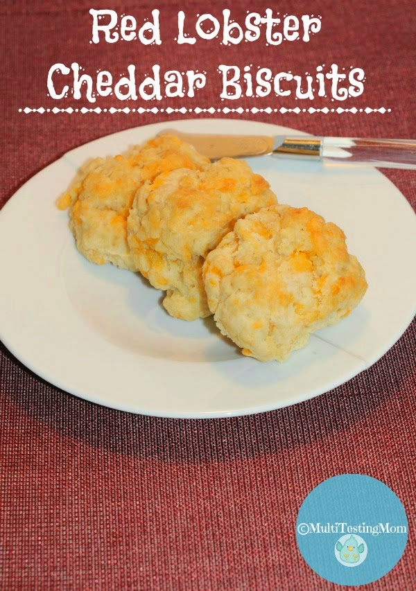 Copy Cat Red Lobster Cheddar Biscuits