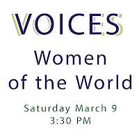 Sopphey Says: Voices - International Women's Day