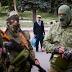 Уйдите из города и у нас не будет ВОЙНЫ – жители Луганска  террористам «ЛНР»