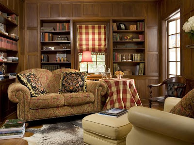 Home Library Design Ideas Cozy Home Library