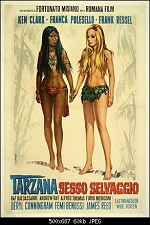 Tarzana, the Wild Woman 1969