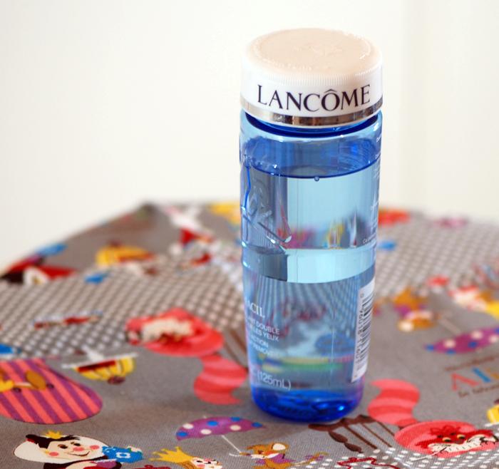 lancme bifacil eye makeup remover