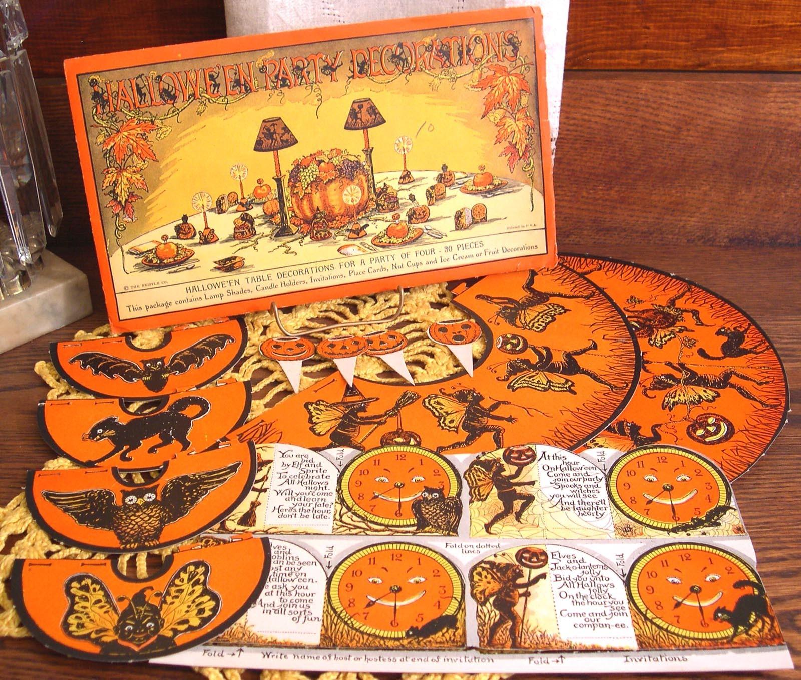 Vintage Halloween Collector: Halloween Countdown - Oct. 4