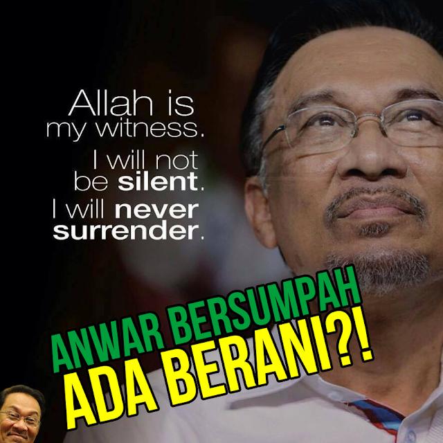 Bebaskan Anwar Atau Kami Turun Ke Jalanraya? #MarchtoFreedom