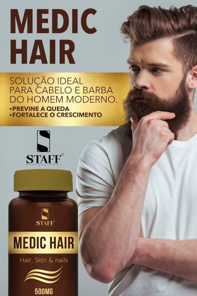 MEDIC HAIR