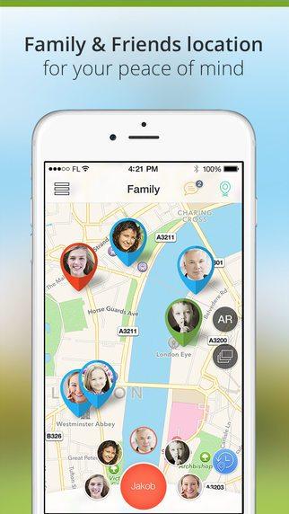 Family Locator - GPS Tracker Premium 4.5 Apk