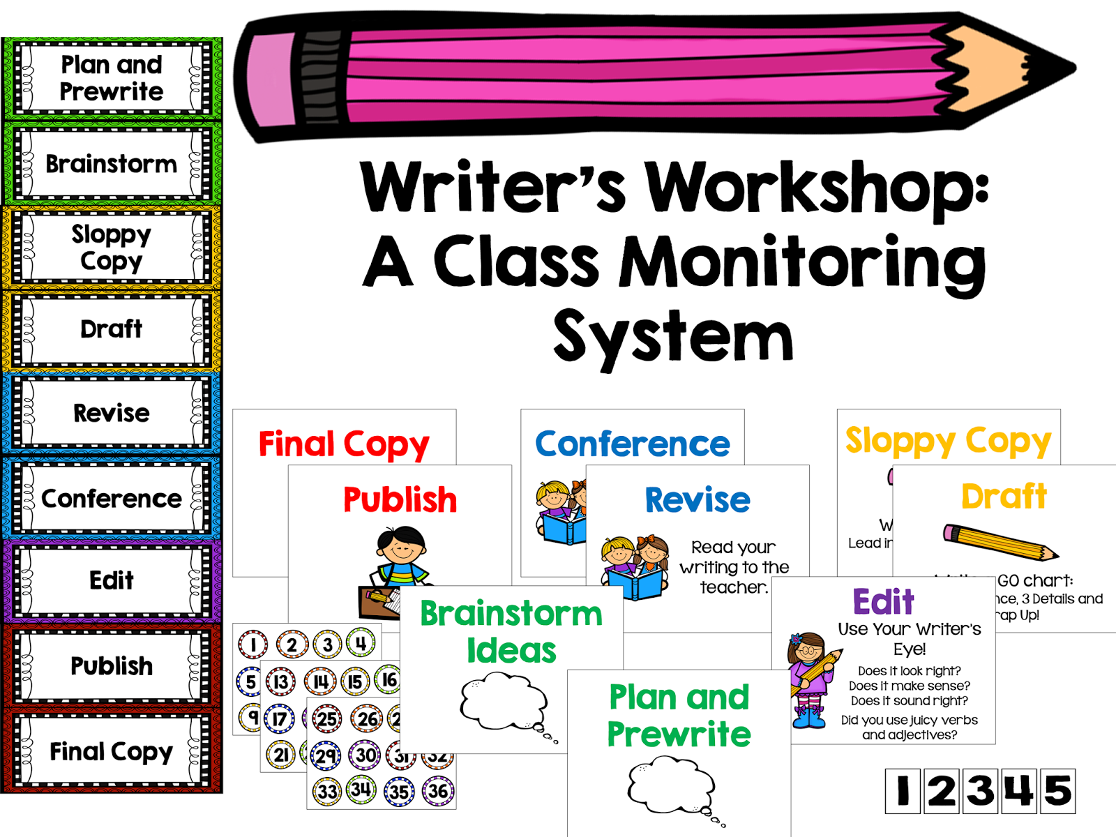 https://www.teacherspayteachers.com/Product/Writers-Workshop-A-Class-Monitoring-System-1311903