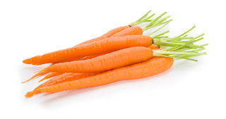 Carrot helps to Lose Weight Fast