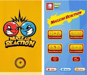 Puzzle Game of the Month - Nuclear Reaction