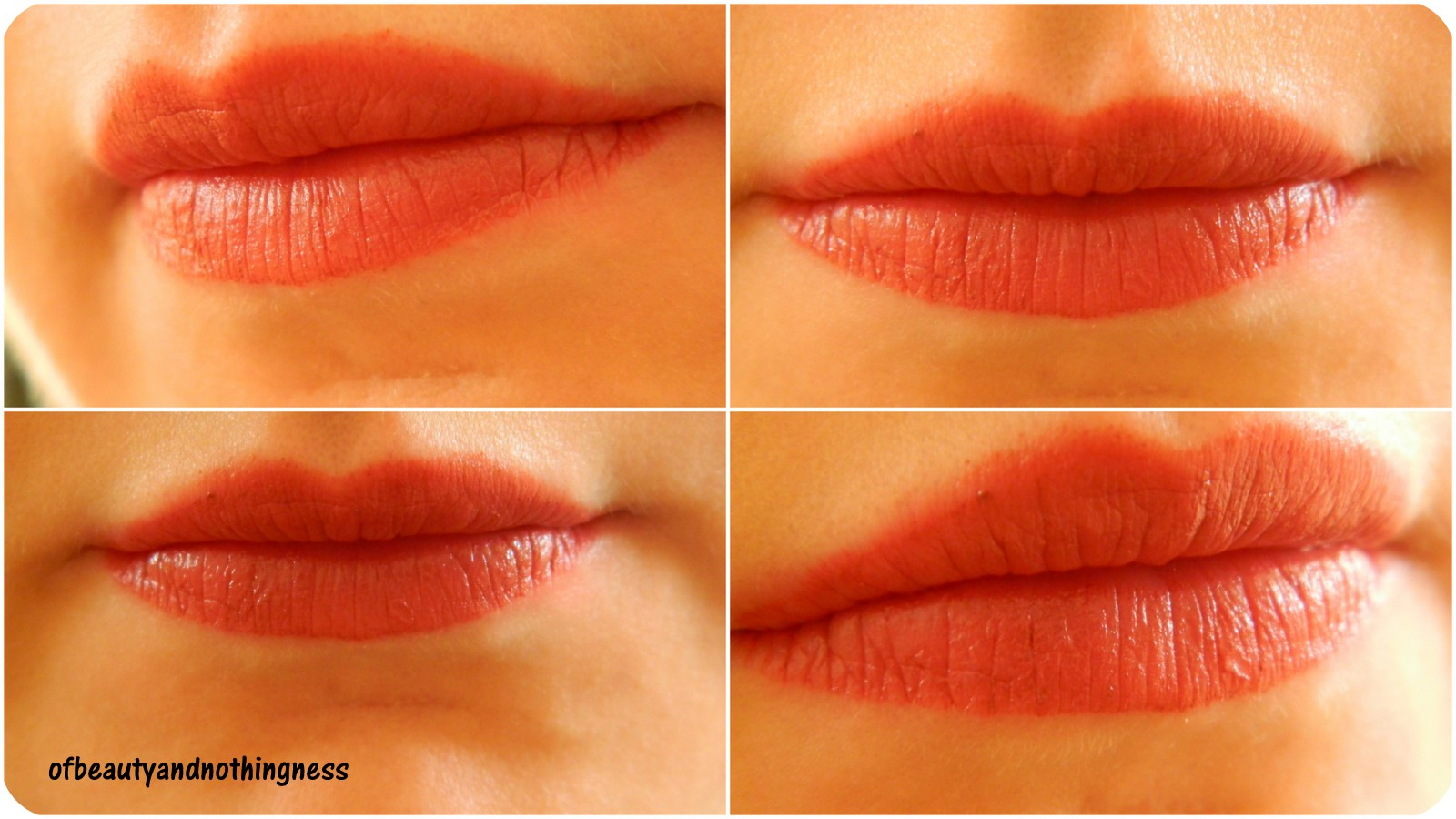 Nothingness: UK Beauty Blog: Avon Extra Lasting Lipstick: Totally