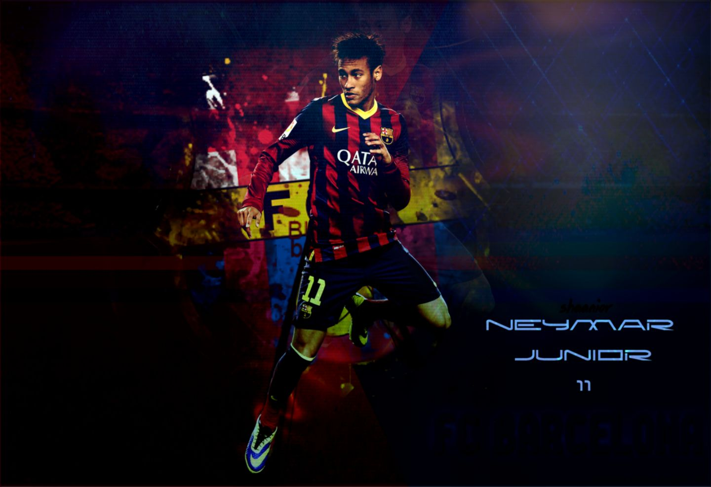 View Original Size Neymar Best HD Wallpaper Android 4098 Computer Image Source From This