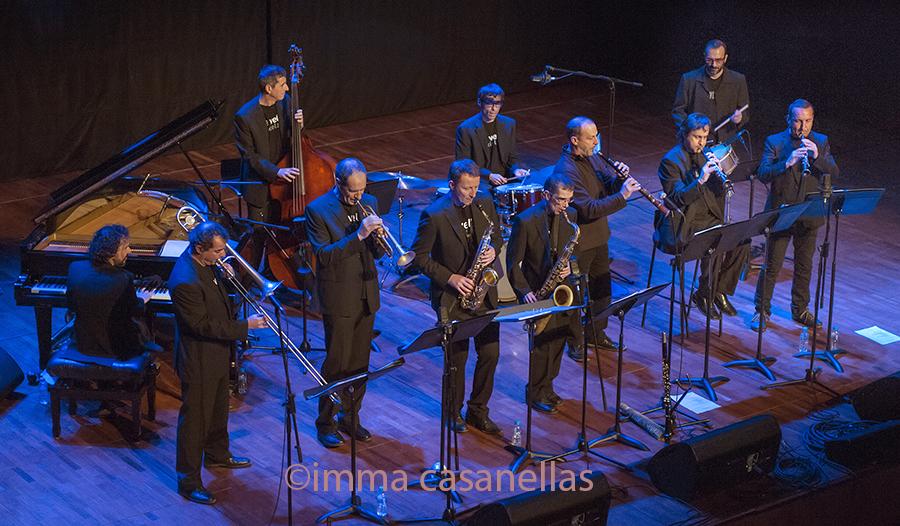 La Vella Dixieland i Els Vernets, Auditori de Vilafranca del Penedès, 18-1-2015