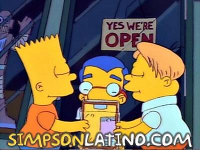 Los Simpson 2x21