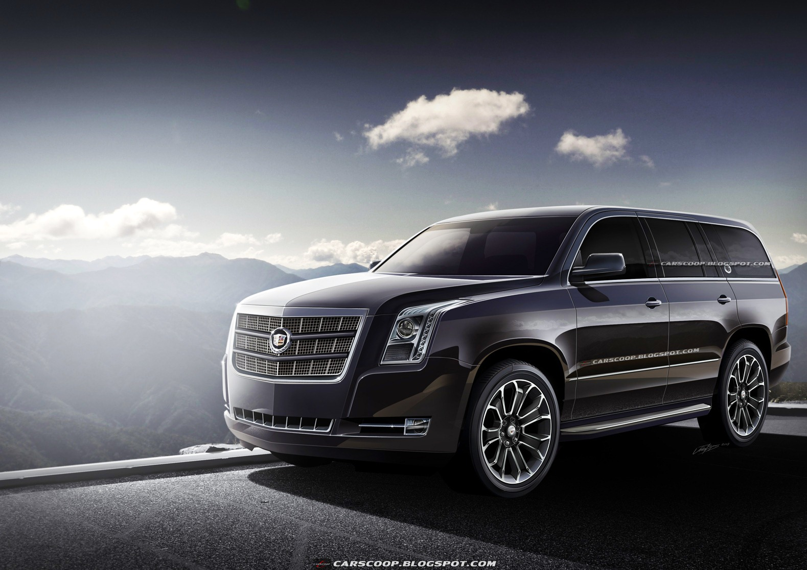 2013 Cadillac Escalade Luxury SUV (2014) - future model