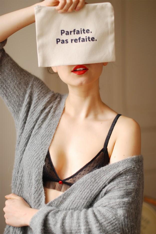 Ide Cadeau Pour La St Valentin Lingerie Girls Paris