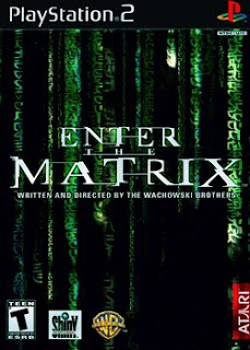 Jogo Enter the Matrix   NTSC Ps2