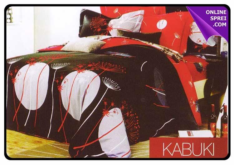 Sprei Star Motif Kabuki