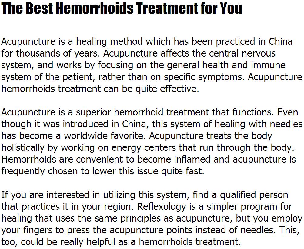 Hemorrhoids Causes Symptoms Treatment  eMedicineHealth