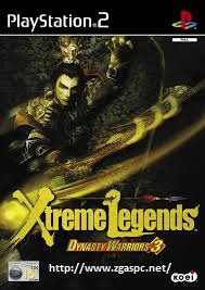 Free Download Games dynasty warrior III xtreme legends PCSX2 ISO Untuk Komputer Full Version ZGASPC