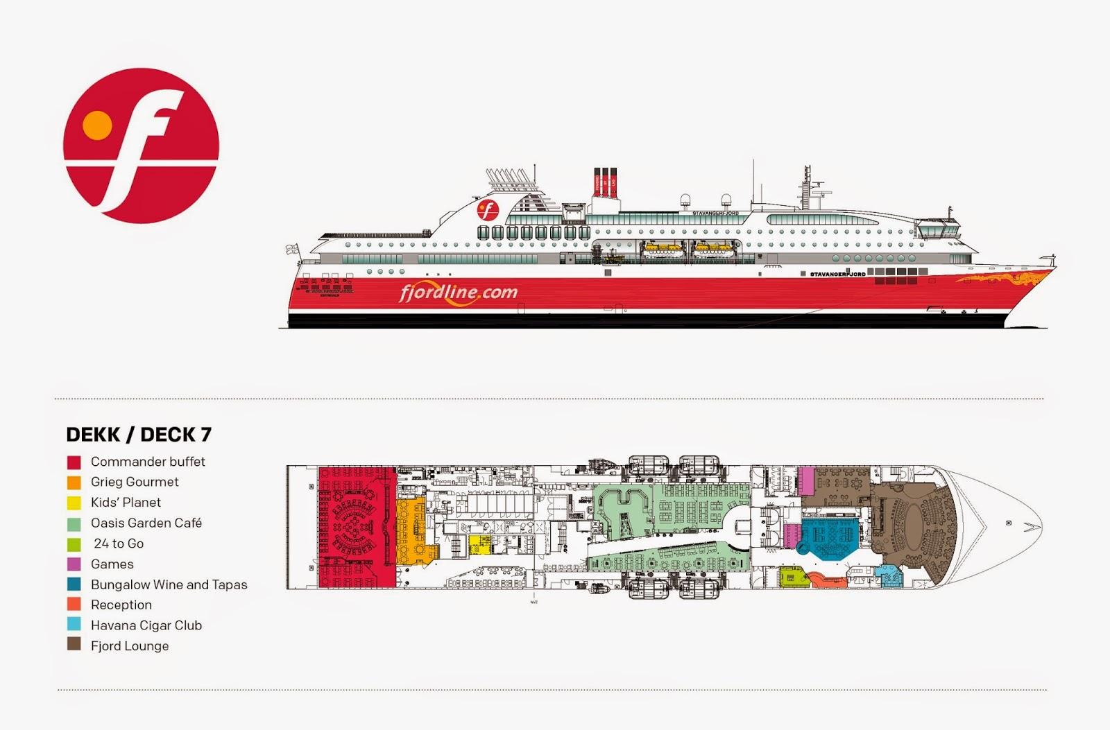 Ships In Bergen February 2015