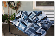 Easiest Denim Quilt