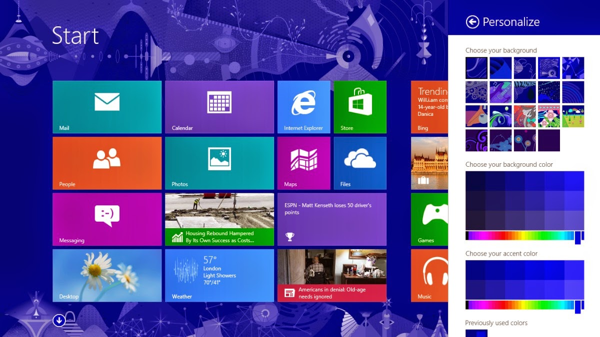 Windows 8.1 Pro 32 y 64 Bits Full Español