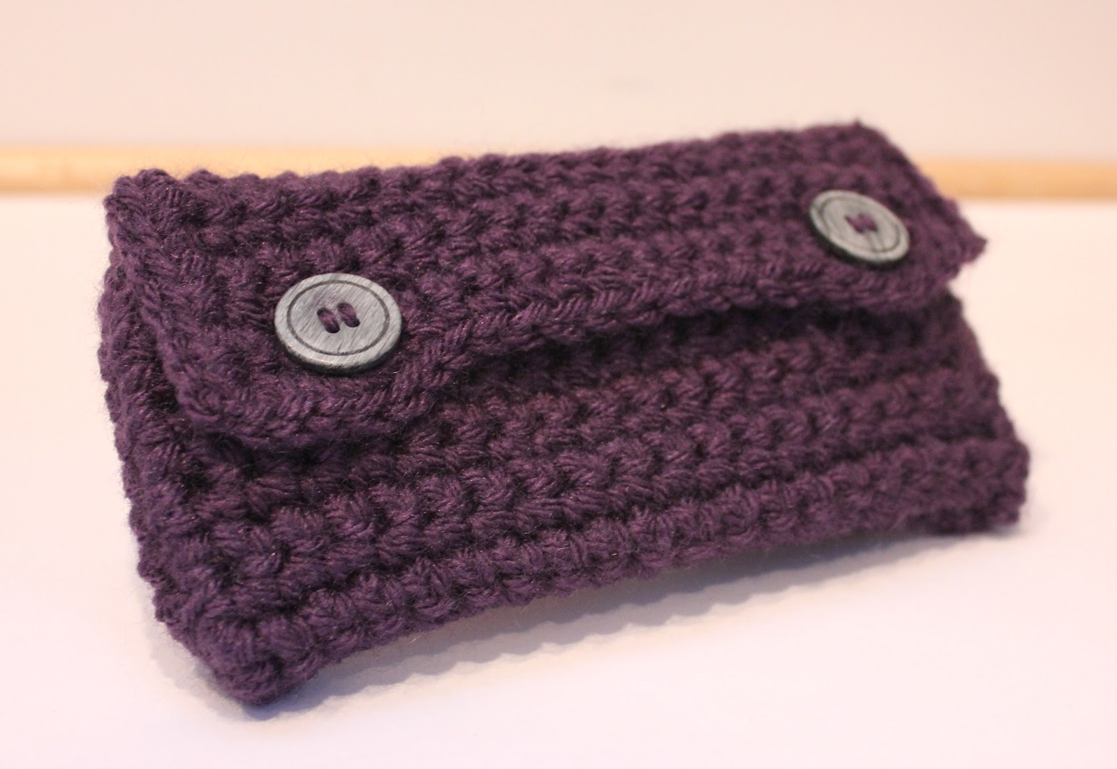 Crochet Clutch Bag Pattern : Crochet Clutch