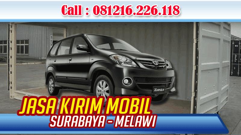 Jasa Pengiriman Mobil Surabaya Melawi