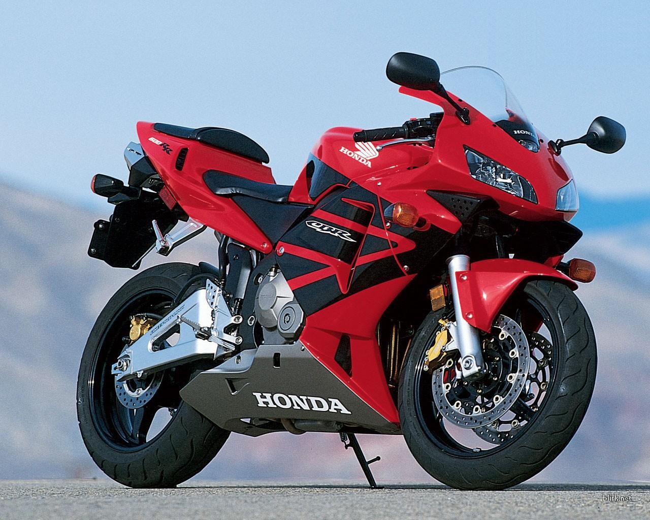 Motorcycle Honda Cbr600rr