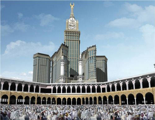Revolusi Ilmiah - Abraj Al-Bait, Mekkah