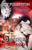 The Georgian Embrace (Calum's Curse Series)