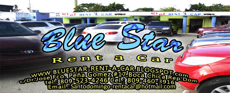 BLUE STAR-RENT-A-CAR